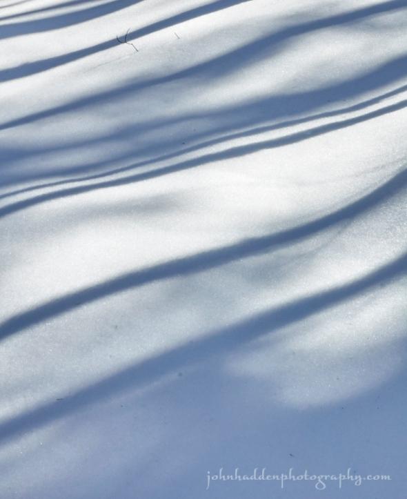 snow-shadows